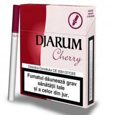 Tigarete Djarum Cherry - Tigari