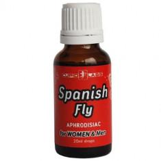 Spanish Fly picaturi afrodisiace, 20ml - Stimulente sexuale