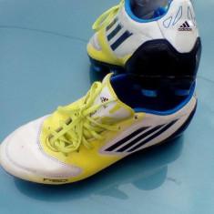Ghete de fotbal ADIDAS - Ghete fotbal Adidas, Marime: 36, Culoare: Galben