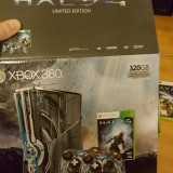 Consola Xbox 360 Microsoft Halo 4 Limited Edition - 320Gb & bonus 10 jocuri