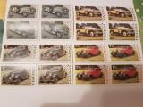 Cumpara ieftin Tanzania 1986 autoturisme de epoca/ serie MNH, Nestampilat