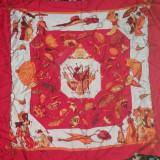 Esarfa Hermes originală - Esarfa, Sal Dama Hermes, Culoare: Multicolor, Marime: Alta