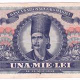 Bancnota 1000 lei 1948 18 iunie - Bancnota romaneasca