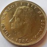 Moneda 25 Pesetas - SPANIA, anul 1980 *cod 4258 xF