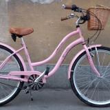 Bicicleta Cruiser Neuzer California Roz/ City Bike / Bicicleta de oras Lifestyle