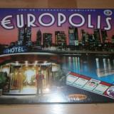 Joc Europolis tranzactii imobiliare tip monopoly - Jocuri Logica si inteligenta, Unisex