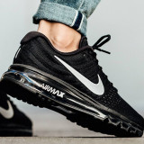 Adidas Nike air max barbati model 2017 - Adidasi barbati, Marime: 40, 41, 42, 43, 44, Culoare: Negru