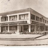 VEDERE SIBIU -COMPLEXUL COMERCIAL 1965 - Carte Postala Moldova dupa 1918, Circulata, Fotografie