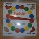 Joc Twister joc pentru copii si adulti joc distractiv - Jucarie interactiva, Altele, Unisex, Alte materiale