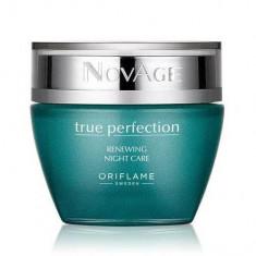 Cremă regeneratoare de noapte NovAge True Perfection (Oriflame) - Crema de fata