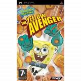 SpongeBob SquarePants The Yellow Avenger PSP