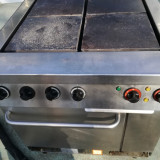 plita electrica profesionala inox
