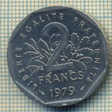 9468 MONEDA- FRANTA - 2 FRANCS -anul 1979 -starea care se vede, Europa