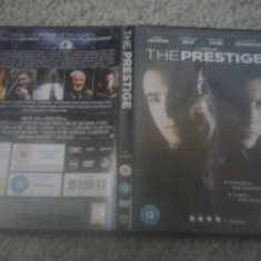 The Prestige (2006) - DVD - Film drama, Engleza