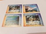 Anglia/colonii/bahamas 1999 fauna marina / serie MNH, Nestampilat