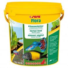 Hrana vegetala pesti Sera Flora 2kg