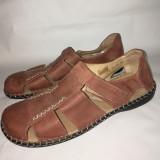 Sandale barbati din piele Josef Siebel mar.42