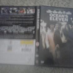 Ocean's Eleven (2001) - DVD - Film drama, Engleza
