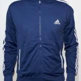 Trening Adidas - trening bleumarin trening negru trening barbati cod 174, Marime: S, M, L, XL, XXL, Culoare: Grena