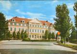 Romania - Intreg p.ilustrat 1970 circ.,marca fixa - Botosani - Liceul Laurian, Dupa 1950