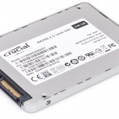 SSD Crucial BX200 240GB Nou
