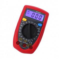 Aparat de Masura Digital DT33C Multimetru Temperatura Diode C133 - Multimetre