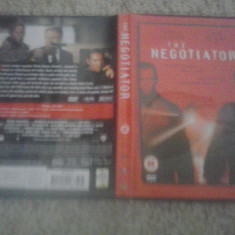 The Negotiator (1998) - DVD - Film drama, Engleza