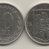 ROMANIA 10 LEI 1995 [1] XF, livrare in cartonas - Moneda Romania, Fier