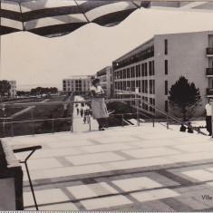 Bnk cp Eforie - Vile pe malul marii - circulata - Carte Postala Dobrogea dupa 1918, Printata