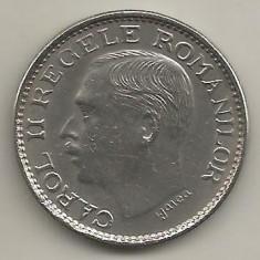ROMANIA 100 LEI 1936 [9] livrare in cartonas - Moneda Romania, Nichel