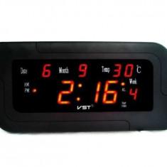 Ceas digital electronic pentru sali de fitness - Ceas de perete