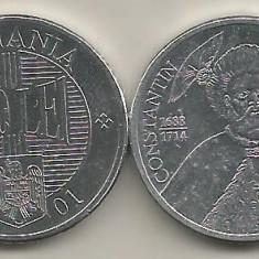ROMANIA 1000 1.000 LEI 2001 XF++ a UNC [1] livrare in cartonas - Moneda Romania, Aluminiu