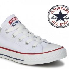 Tenisi Converse All Star - Tenisi barbati, Marime: 36, 37, 38, 39, 40, 41, 42, 43, 44, Culoare: Alb