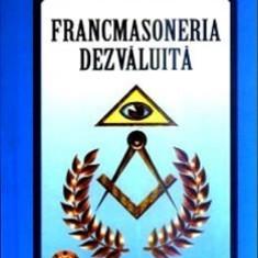 Francmasoneria dezvaluita - Stefan Masu - Carte masonerie