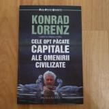 CELE OPT PACATE CAPITALE ALE OMENIRII CIVILIZATE-KONRAD LORENZ