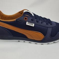 Adidasi Puma - Adidasi barbati Puma, Marime: 40, 41, 42, 43, 44, Culoare: Bleumarin