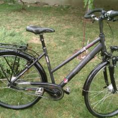 BICICLETA KALKHOFF (PT BUCURESTI O POT ADUCE PERSONAL) - Bicicleta Dama, 22 inch, 28 inch, Numar viteze: 8