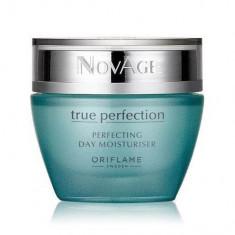 Cremă hidratantă de zi NovAge True Perfection (Oriflame) - Crema de fata