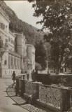 Romania CP circulata -  Baile Herculane -Sanatoriul balnear,pavilionul nr.1, Fotografie