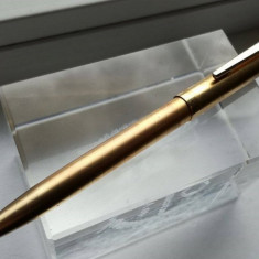 Pix metalic placat cu aur nu Parker Waterman Pelikan Caran Montblanc vintage