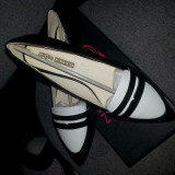 Pantofi - Pantofi barbat, Marime: 39, Piele naturala, Negru, Eleganti