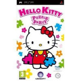 Hello Kitty: Puzzle Party PSP - Jocuri PSP