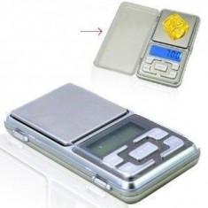 Cantar electronic bijuterii, numismatica 500 g, precizie 0.1 - Cantar bijuterii