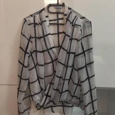Bluza H&M 40 - Bluza dama H&m, Culoare: Multicolor