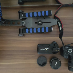 Canon EOS 600D + 2 objective 20mm si 50mm - Aparat Foto Canon EOS 600D