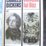 CHARLES DICKENS - SCHIŢELE LUI BOZ - Roman