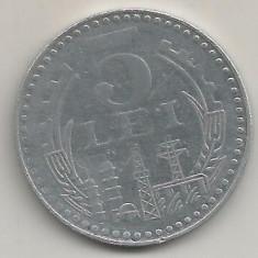 ROMANIA 5 LEI 1978 [3] livrare in cartonas - Moneda Romania, Aluminiu
