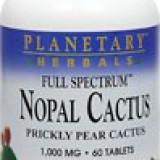 Cactus Nopal, 1000mg, tratament diabet, glicemie ridicata,produs SUA