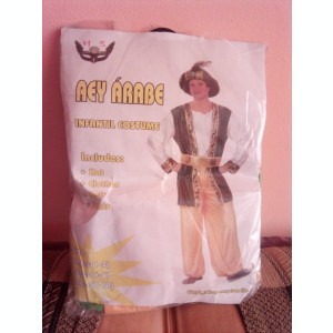 Costum Arab 1-3 ani