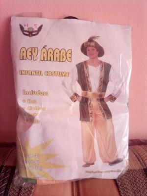 Costum Arab 1-3 ani foto